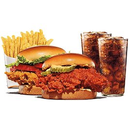 $11 Ch'King Medium Combo Meal for Two (Delivery Offer)
