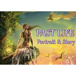 50% OFF Discover How Was Your Past Life | Past Life Reading and Portrait