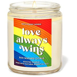 Sun-Washed Citrus Single Wick Candle