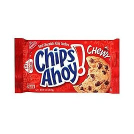 Chips Ahoy Chewy Cookie Chocolate Chip