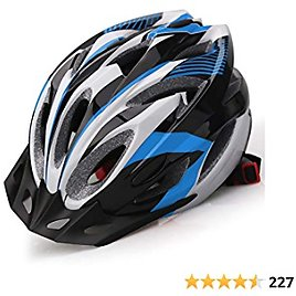 Shinmax Adult Bike Helmet Men,Bicycle Helmet with Removable Visor Specialized Mountain Bike Helmet with Head Circumference Adjustable Ultralight Cycling Helmet for Men Women Safety Protection SM-T99