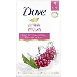 Dove Beauty Bar For Softer and Smoother Skin 3.75oz/ 106g (Save 50% On 1 When You Buy 2)