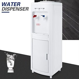 Free-Standing Hot and Cold Electric Water Cooler