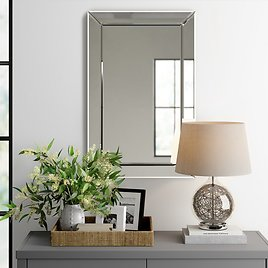 Raylee Traditional Accent Mirror