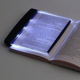 LED Book Light Reading Night Light Eyes Protective Lamps
