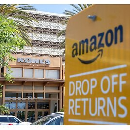 Now Accepting Amazon Returns At Kohl's Stores