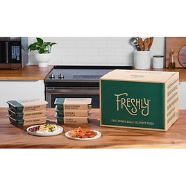 $60 Off First Five Orders | Freshly Promo Code
