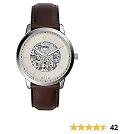 Fossil Men's Neutra Stainless Steel Mechanical Automatic Watch