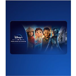 Disney+ 30-Day Subscription for 500 Points