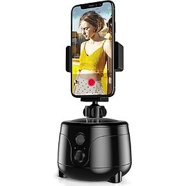 COPLIB Auto Face Object Tracking Phone Holder for Vlog Live Video Record
