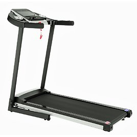 """92% OFF Vivi 3.25HP Folding Treadmill With 12"""" Touchscreen,WiFi,Cushioning System,Jogging Machine 265lbs Capacity"""
