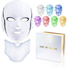 Best LED Face Masks 2021: At-Home LED Light Therapy