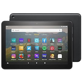 """73% OFF! New! Amazon Fire 8"""" HD 32GB Tablet with Custom Case and App Voucher"""
