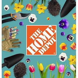 """Home Depot """"Super Savings """" From 76¢+"""