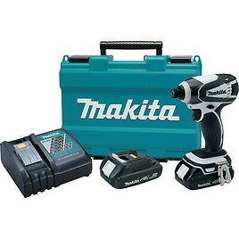 """Makita 18V LXT 1/4"""" Impact Driver Kit XDT04RW (Tool Only) Certified Refurbished 686024902706"""