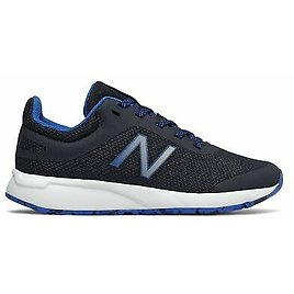 New Balance Kid's 455 Big Kids Male Shoes Navy with Blue