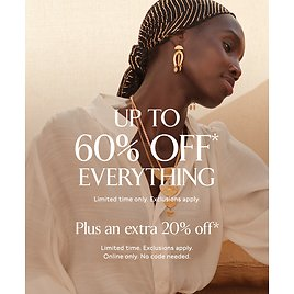 Up To 60% Off Everything + Extra 20% Off - Banana Republic Factory