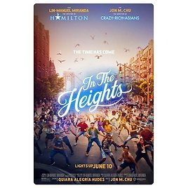 """BOGO for """"IN THE HEIGHTS"""" Movie Tickets - Atom"""