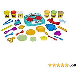 Play-Doh Kitchen Creations Stovetop Super Set (Amazon Exclusive)