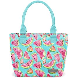 Simple Modern Insulated Lunch Tote, Watermelon Splash