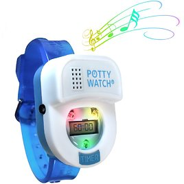 Potty Time Watch Toddler Toilet Training Aid