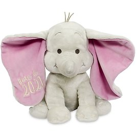 Dumbo ''Born in 2021'' Plush for Baby – Small | ShopDisney