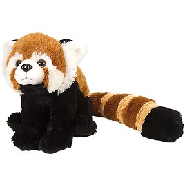 Wild Republic Cuddlekins, Red Panda, 12 Inches, Gift for Kids, Gift for Nature Lovers