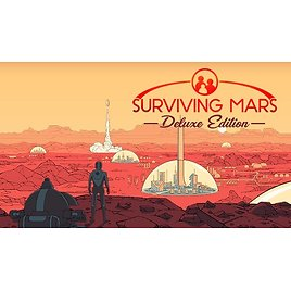 Free Surviving Mars Deluxe Edition PC Game