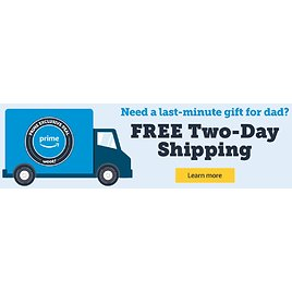 FREE Two-Day Shipping - Prime Exclusive!
