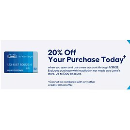 Take 20% Off Your Purchase