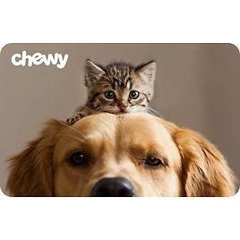 15% Off Chewy Gift Cards