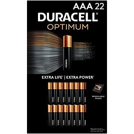 Duracell Household Batteries Up to 45% Off Free Shipping w/ Prime