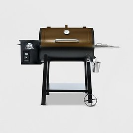 Pit Boss Wood Fired Deluxe Pellet Grill