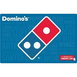 Dominos Gift Card Email Delivery