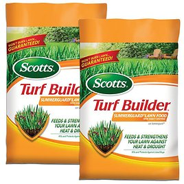 Scotts Turf Builder Summerguard with Insect Control Lawn Fertilizer (10k Sq Ft)