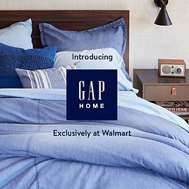 Walmart Introduces the 'GAP Home' Event