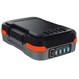Black and Decker GoPak 12 Volt 1.5 Ah Lithium-Ion Battery and USB Charger