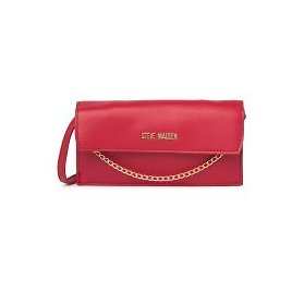 Steve Madden Jada Wallet On a Chain (Red)