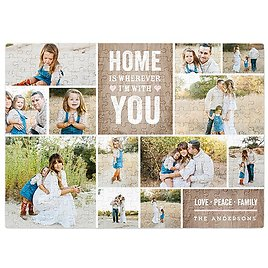 Free Personalized Puzzle (10-in X 14-in)