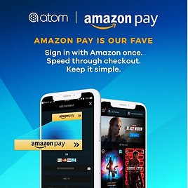 25% Off Up to Two Tickets via Amazon Pay!