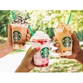 $1 Off Starbucks Iced Cold Drinks & Cold Coffee (Target Circle)