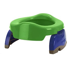 Kalencom Potette Plus 2-In-1 Travel Potty Trainer Seat for $7.32