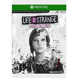 Life Is Strange: Before The Storm, Square Enix, Xbox One