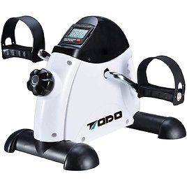 TODO Exercise Bike Pedal Exerciser Foot Peddler Portable Therapy Bicycle for $38.99