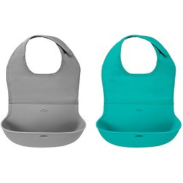 2-Pack OXO Tot Roll Up Bib for $15.95