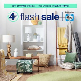 4-Day Flash Sale - Overstock