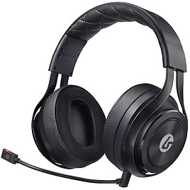 Lucid LS35X Over-Ear Bluetooth Surround Sound Gaming Headphones for $84.99