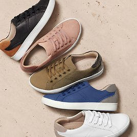 Up to 60% Off Summer Kicks Sale + Free Shipping