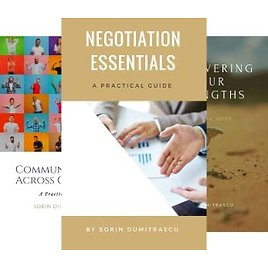 6 Free EBooks: Negotiation Essentials, Communicating Across Cultures, Discovering Your Strengths, Problem Performance Management