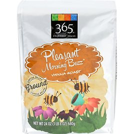 365 Everyday Value Pleasant Morning Buzz Coffee, 24 Oz for $5.50